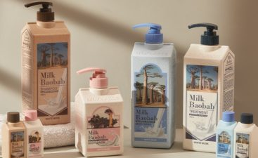 Корейский бренд Milk Baobab 2